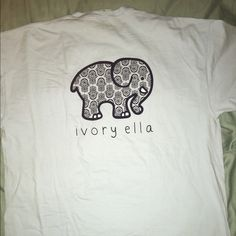 Ivory Ella light blue Tshirt Never worn, got as a gift and wanted a different one. Light blue, women's XL. Ivory ella Tops Tees - Short Sleeve