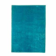 Rubico Tapis imitation fourrure 160x230cm bleu
