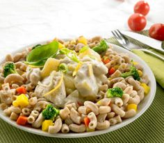 Sitruunainen Pasta Ravioli, Pasta, Ethnic Recipes, Food, Essen, Noodles, Yemek, Ranch Pasta, Meals
