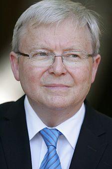 Kevin Rudd - Primer Ministro de Australia