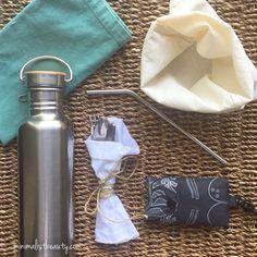 Travel essentials for zero waste - a good guide