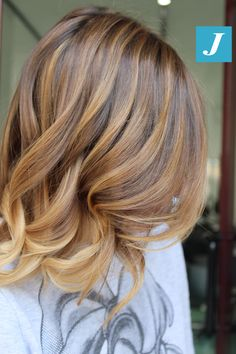 Inimitabile come il Degradé Joelle! #cdj #degradejoelle #tagliopuntearia #degradé #igers #musthave #hair #hairstyle #haircolour #longhair #ootd #hairfashion #madeinitaly #wellastudionyc