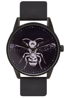 UNKNOWN NATURAL SCIENCE BEE WATCH - BLACK