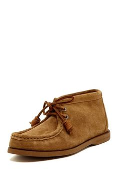 Sperry Top-Sider by Jeffrey Sedona Suede Moccasin. Want California casual  chic style in ...