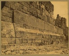 Baalbek - waiting for someone to give a rational explanation of this place!