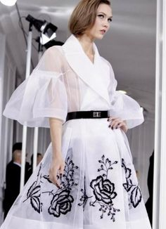 Karlie Kloss for Christian Dior Haute Couture Spring 2012 Christian Dior  Couture a2e614cc4