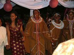 Kenyan bride Kenyan Wedding, People Running, True Beauty, Take That, Sari, Gowns, Celebrities, Brides, Dresses