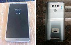 LG G6 zeigt sich auf neuen Bildern