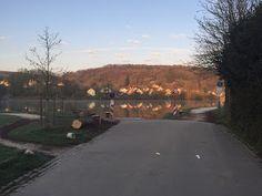 Laufend gebloggt: #hamburg2017 #36 An der schönen blauen Donau