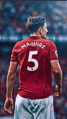 Harry Maguire – Man Utd Harry Maguire – Manchester United FC More from my siteManchester United Maguire Manchester United Team, Manchester United Wallpaper, Official Manchester United Website, Best Football Players, Football Is Life, Soccer Players, Football Celebrations, Neymar Football, Soccer Pictures