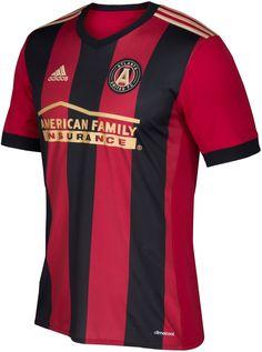 7a22343b1 adidas Men s Atlanta United Primary Replica Jersey
