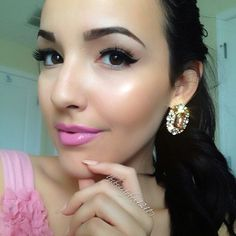 Romantic makeup #love