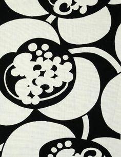 Raili Konttinen fabric 60s