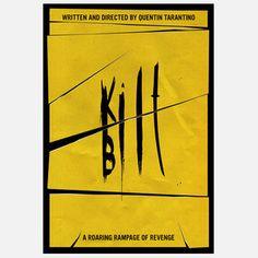 Print Kill Bill, 28€, jetzt auf Fab.
