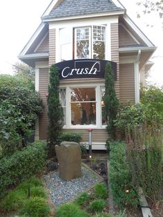 Crush Restaurant, Seattle