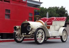 1908 Fuller Model A Touring The material which I can produce is suitable for… Vintage Cars, Antique Cars, Classic Cars Usa, Veteran Car, Automobile Companies, Import Cars, Collector Cars, Old Cars, Touring