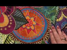 Fun Finishes for Raw Edges   National Quilters Circle - YouTube