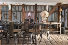 BARN CONVERSION WITH