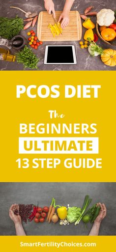 Everything you need to know about PCOS diet & PCOS recipes, including how to use them to fight PCOS weightloss and PCOS infertility. via @smartfertility