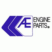 AE Engine Parts Logo. Get this logo in Vector format from https://logovectors.net/ae-engine-parts/