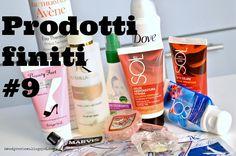 Sweety Reviews: Prodotti Finiti #9