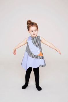 Bang Bang Copenhagen Ugly Duckling Dress | Scandi Mini