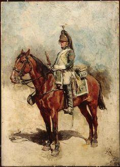 Les cavaliers de la Grande Armée :: Illustrations Dragons