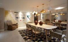 sala de jantar casa cor 2015 - Pesquisa Google