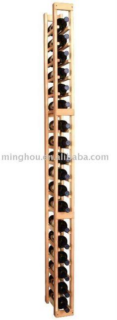 Une colonne standard porte bouteille de vin/casier à vin-Porteurs & étagères de rangement-Id du produit:448494680-french.alibaba.com