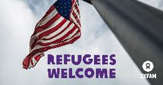 Refugees Welcome_Tell President Trump and Congress that welcoming refugees is an American value!President Trump released a new travel ban – and is about to decide how many refugees to admit in the coming months. Sunday night, President Trump released a new travel ban.  This new travel ban continues restricting travelers from Iran, Libya, Somalia, Yemen and Syria; and additionally puts new constraints on people from Chad, North Korea, and certain individuals from Venezuela.