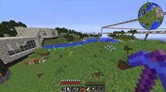 Minecraft Modpack ||Jurassic World: Revelations|| ''Mi accidente jajaja''