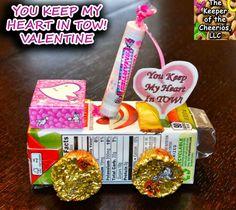 Tow truck Valentine
