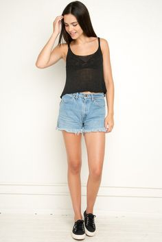 Brandy ♥ Melville | Milica Tank - Clothing