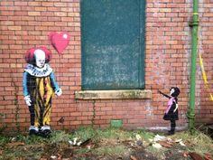 Jps vs Banksy