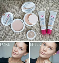 cc cream lumene test