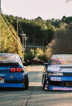 Nissan Skyline R32s...
