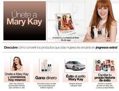¡Únete a Mary Kay! Comienza algo hermoso