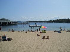 Harbor Springs Zorn Park and Zoll Street beaches are great for families