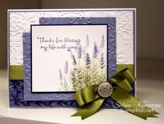 Herb Expressions by StampingSelene - Cards and Paper Crafts at Splitcoaststampers