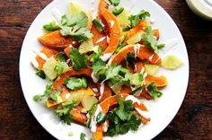 Roasted Butternut Squash with Sweet Spices, Lime, Tahini and Green Chile Recipe on Food52 recipe on Food52