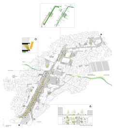 Europan 12: Gjilan - Welcome to urban Wellness! by Estudio Lunar - I Like Architecture