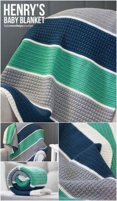Henry's Babay Blanket