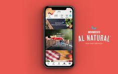 "Echa un vistazo a mi proyecto @Behance: ""App Movimiento Al Natural"" https://www.behance.net/gallery/62837985/App-Movimiento-Al-Natural"