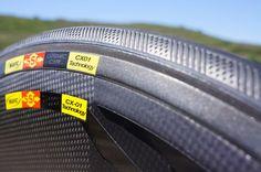 2013 Mavic Cosmic CXR 80 Aero Wheels