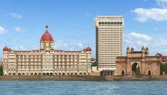 Taj Mahal Palace Mumbai India With Images Taj Mahal Cool