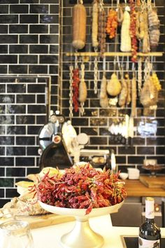 Restaurante Toto en Barcelona #totorestaurante #barcelona #slowfood #design #bar