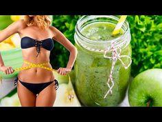 4 Shakes mit Banane gegen Wassereinlagerungen und zum Gewichtsverlust - YouTube