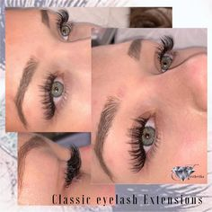 Xtreme Lashes Classic set of lashes done by our Stylist, Wendy van den Berg at Aesthetika Intradermal Cosmetic Practice Pty - Ltd in Pretoria! 🔥🔥🔥  Contact Aesthetika Intradermal Cosmetic Practice to book you appointment.  📱 0721058034 📧 intradermal@aesthetika.co.za Pretoria, Eyelash Extensions, Appointments, Den, Eyelashes, Stylists, Cosmetics, Book, Classic