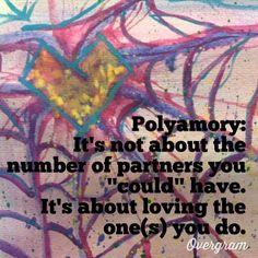 Polyamory - Loving