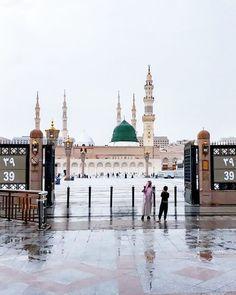 Gate 39 of Masjid Nabawi,Madinah Almunawwarah Al Masjid An Nabawi, Masjid Al Haram, Beautiful Mosques, Beautiful Islamic Quotes, Beautiful Images, Islamic Images, Islamic Pictures, Islamic Art, Medina Mosque